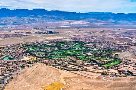 Southern Highlands in Las Vegas, USA