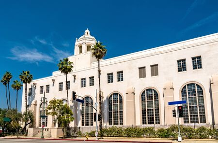 Terminal Annex, a historic building in Los Angeles, California