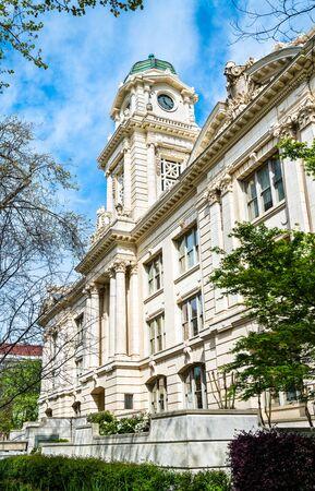 Sacramento City Hall in California