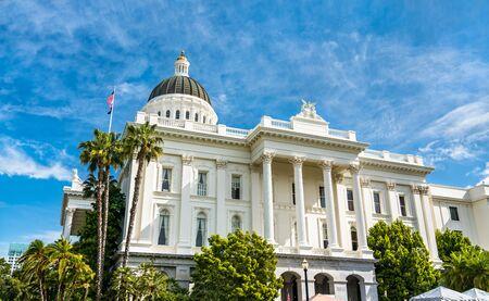California State Capitol in Sacramento
