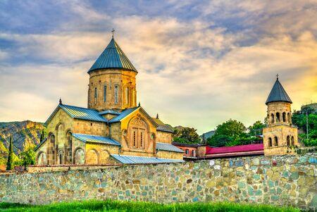 Samtavro Transfiguration Orthodox Church and Nunnery of St. Nino in Mtskheta, Georgia