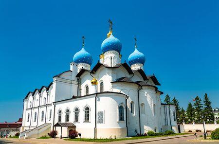 Cathedral of the Annunciation in Kazan Kremlin - Tatarstan, Russia