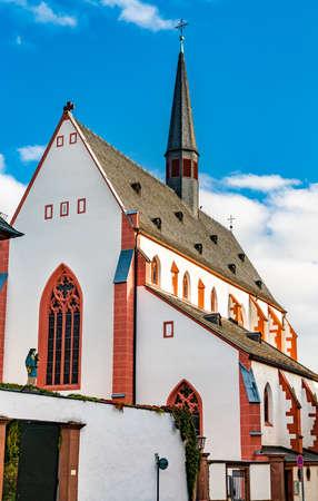 Karmeliterkirche, a church in Mainz, Germany