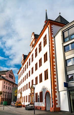 Domus Universitatis, a historic university building in Mainz, Germany