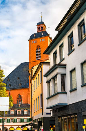 St. Quintins Church in Mainz, Germany