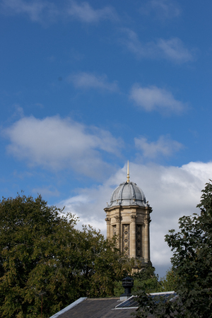 Saltaire United Reformed Church, Saltaire, Bradford, West Yorkshire, UK