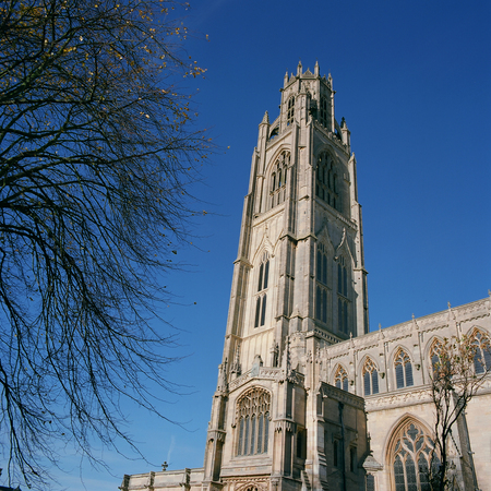 St. Botolphs Church, Boston, Lincolnshire, United Kingdom