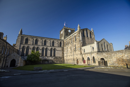Hexham, Northumberland, United Kingdom, 9th May 2016, Hexham Abbey