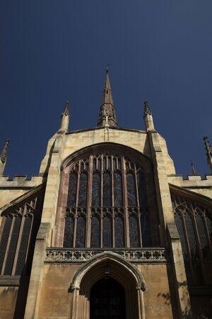 Coventry, Warwickshire, United Kingsom, June 27th 2019, Holy Trinity Church