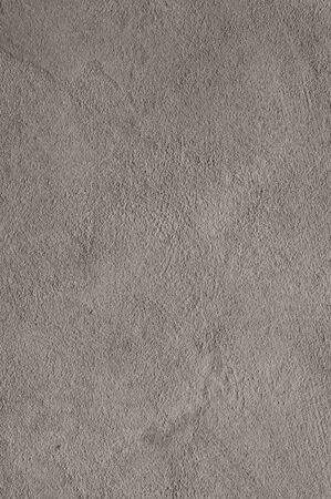 grey Textured Rendered Wall - Stucco  Fresco effect with small ripples and chips