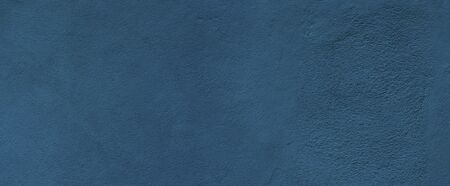 Teal Blue Textured Rendered Wall - Stucco  Fresco effect with small ripples and chips