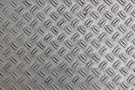 checker plate: checker plate texture Stock Photo