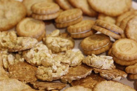 titbits: cookies