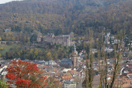 philosophers: Heidelberg castle