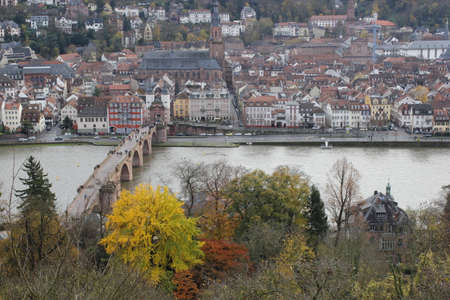 philosophers: Heidelberg old bridge
