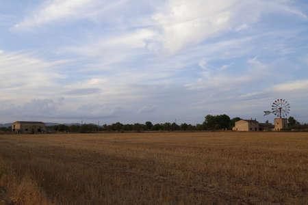 mallorca: Mallorca wind mill