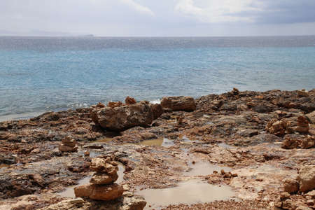 mallorca: Ocean in Mallorca Spain
