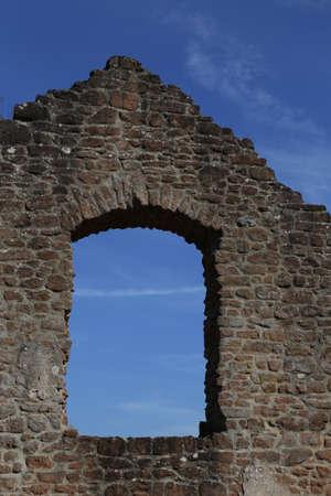 ruin: Historic ruin