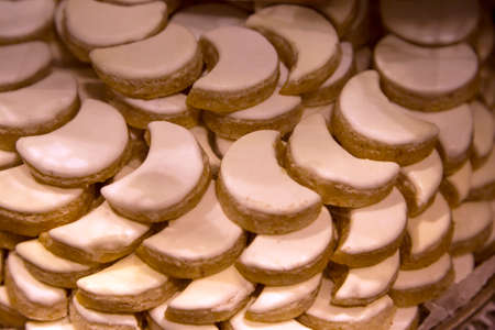 titbits: christmas cookies Stock Photo