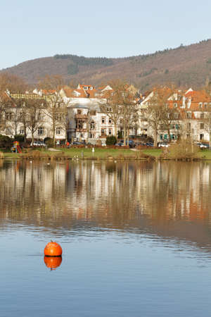 buoy: Buoy in River