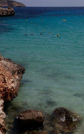 carribean: carribean beach Stock Photo