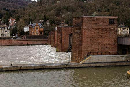 inland waterways: Watergate