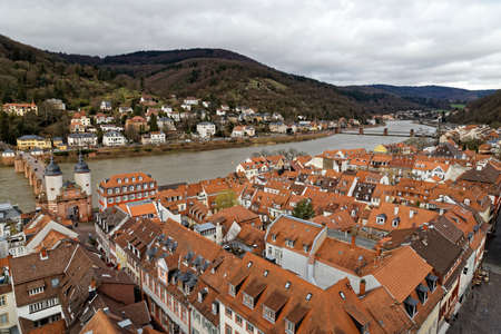philosophers: Heidelberg old town