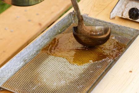beekeeping: beekeeping: honeycomb manufaturing