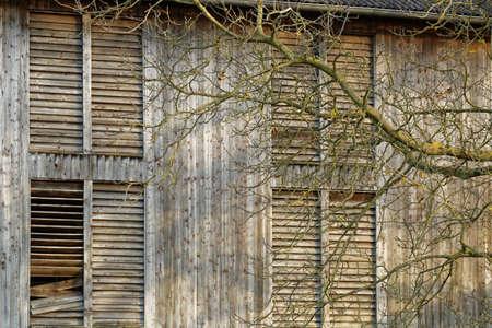 barn Zdjęcie Seryjne