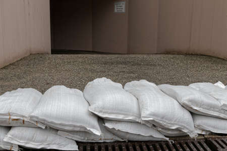 floodprotection sandbags
