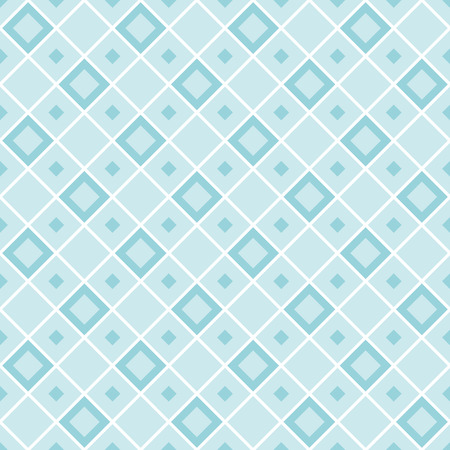 Abstract geometric seamless patterns of rhombuses. Stylish texture. Vector color background. 向量圖像