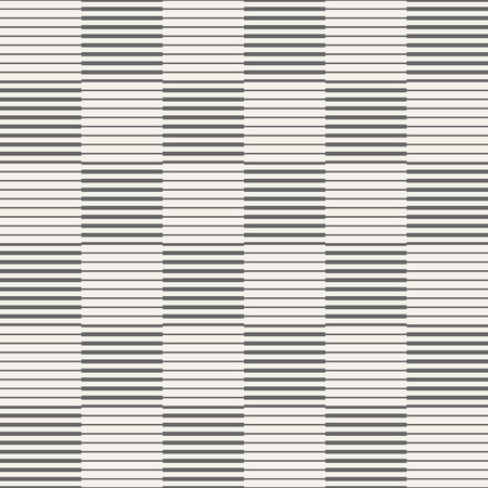 Abstract seamless pattern. Modern stylish texture. Repeating geometric tiles with striped squares. Vector background.