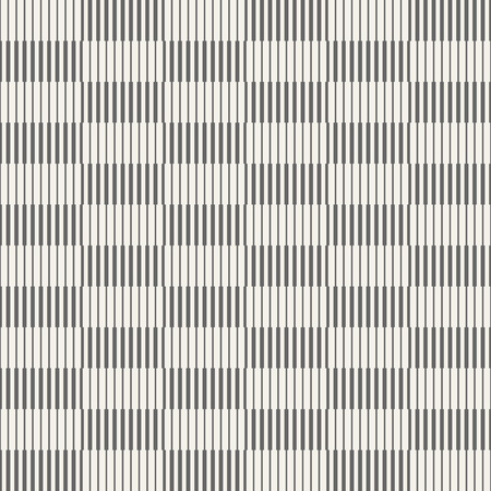 Abstract seamless pattern. Modern stylish texture. Repeating geometric tiles with striped rectangles. Vector background.