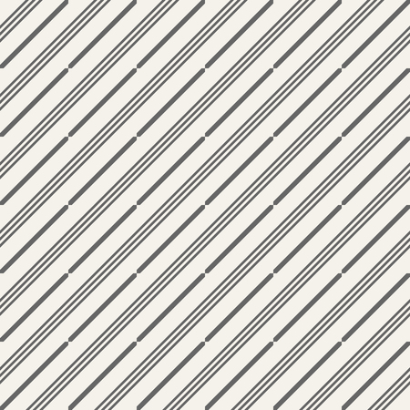 Abstract seamless pattern. Parallel diagonal lines. Stripped geometric pattern. Regularly repeated geometric shapes. Vector background.
