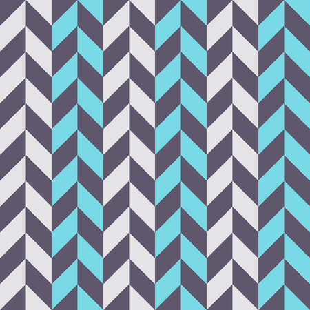 Checkered seamless pattern with alternating parallelogram. Optical illusion, color background.