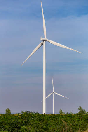 power generator: Wind turbine power generator