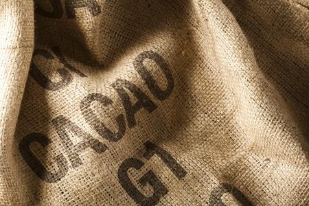 cocoa bag photo