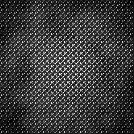 Black Glossy Metal and Aluminum texture with Blicks photo