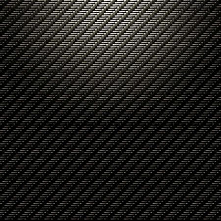 fibra de carbono: Detallado de fibra de tejido apretado de carbono textura de fondo