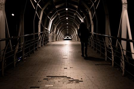 night shift: Crosswalk, Belgorod, 02 05 2014