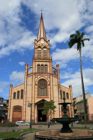 martinique: Catedral de San Luis en la capital de Martinica