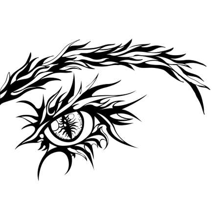 ojo humano: Humano sesi�n de ojos