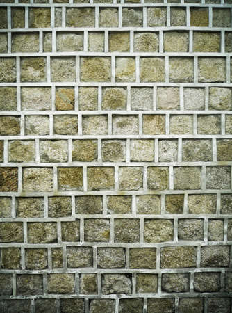 Brown Brick wall background texture in Chinese stlyle Stock Photo - 10828081