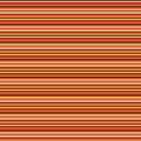 Sandstone inspired colorful horizontal stripes pattern. Vector seamless pattern design for textile, fashion, paper and wrapping.