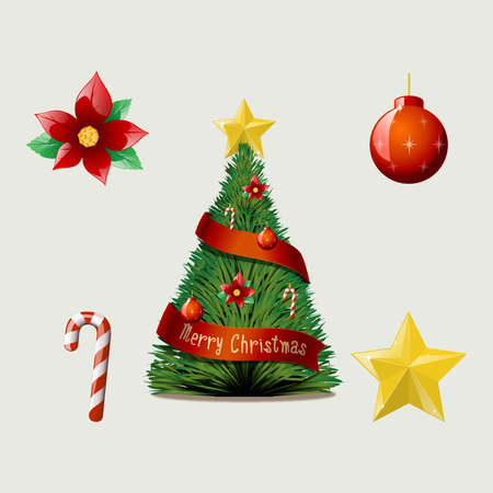 Christmas Tree Set1