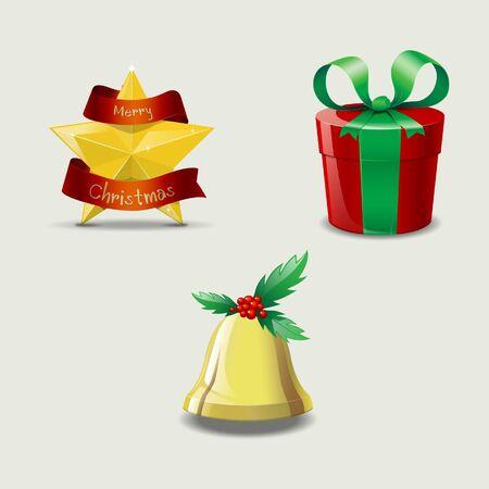 Christmas Set2 Illustration