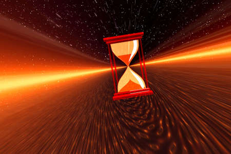 Space time photo