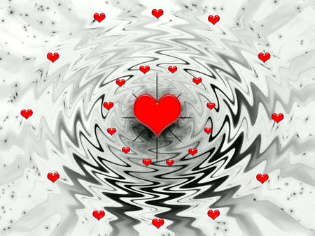 Valentines abstract Stock Photo - 693675