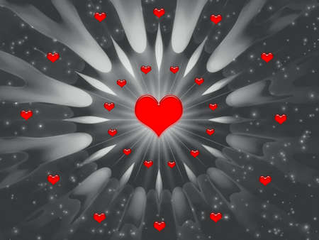Background for design artwork for holidays -Valentines day and wedding Stock Photo - 693673