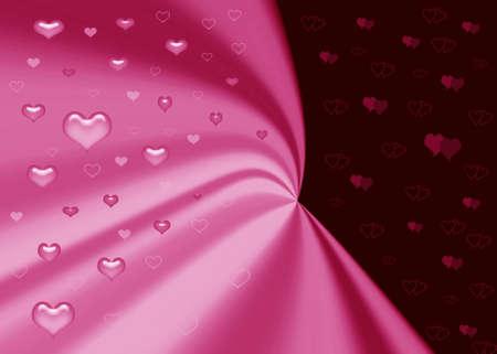 Valentines background Stock Photo - 693666
